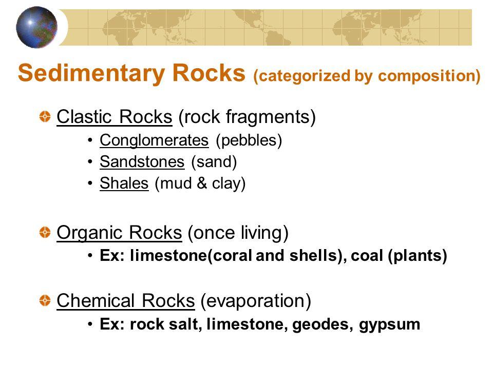 Compaction & Cementation