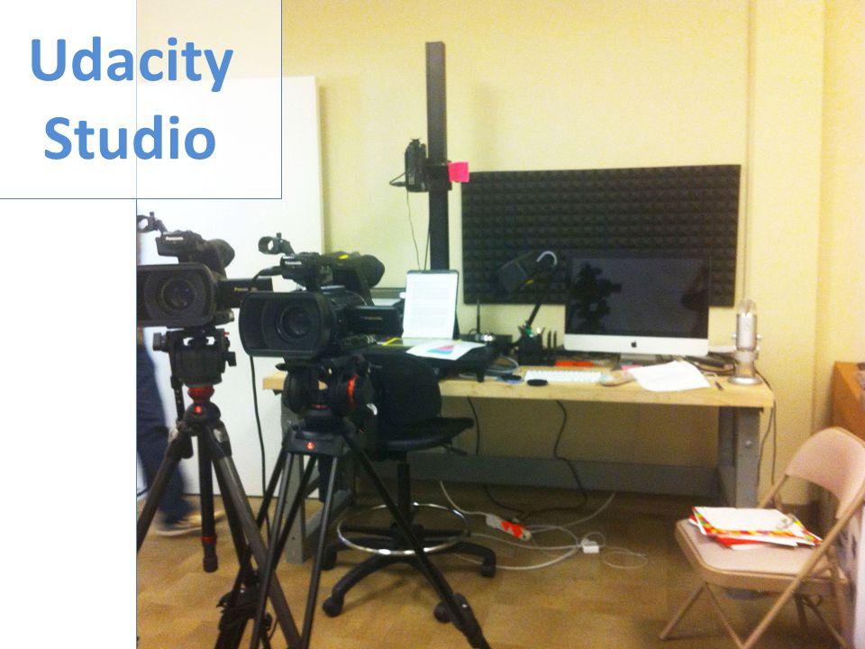 Udacity Studio