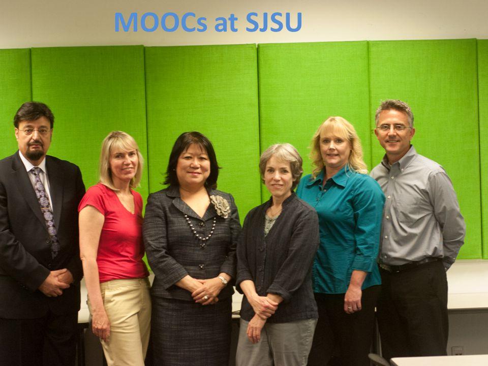MOOCs at SJSU