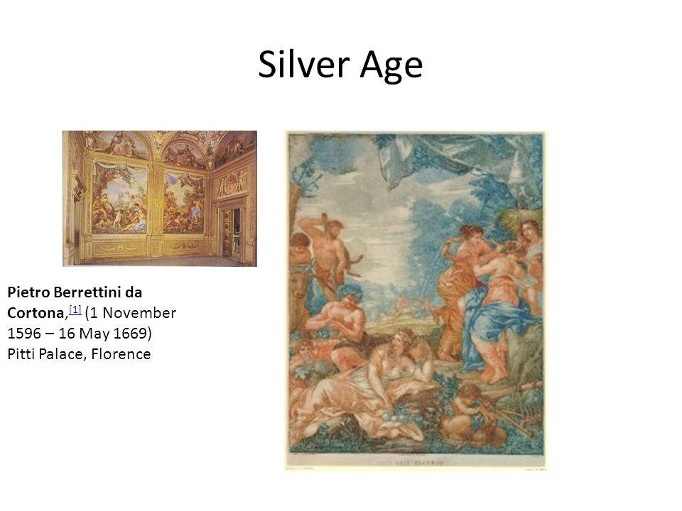Silver Age Jacopo Zucchi (c. 1541- c. 1590, Florence) Uffizi Gallery, Florence