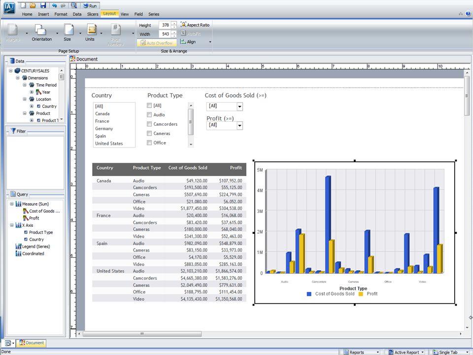 Copyright 2009, Information Builders. Slide 22