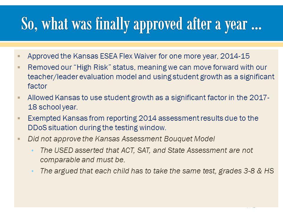 Post-Secondary Enrollment % Kansas Class of 2007