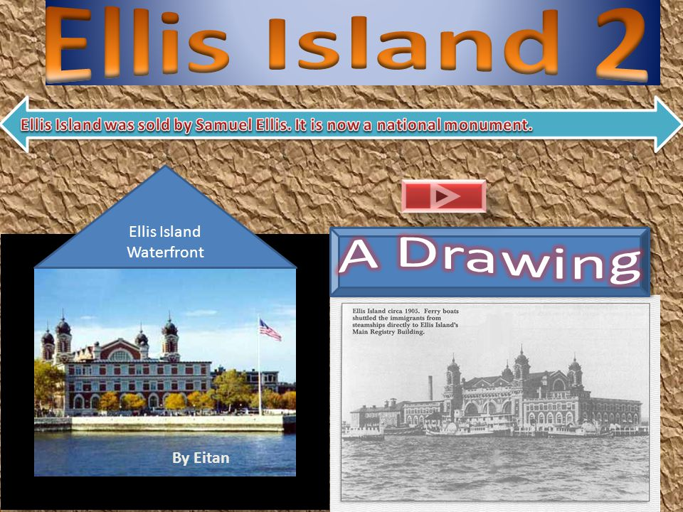 Ellis Island was opened on January 1, 1892 By Nick P Ellis Island was opened on January 1, 1892 By Nick P