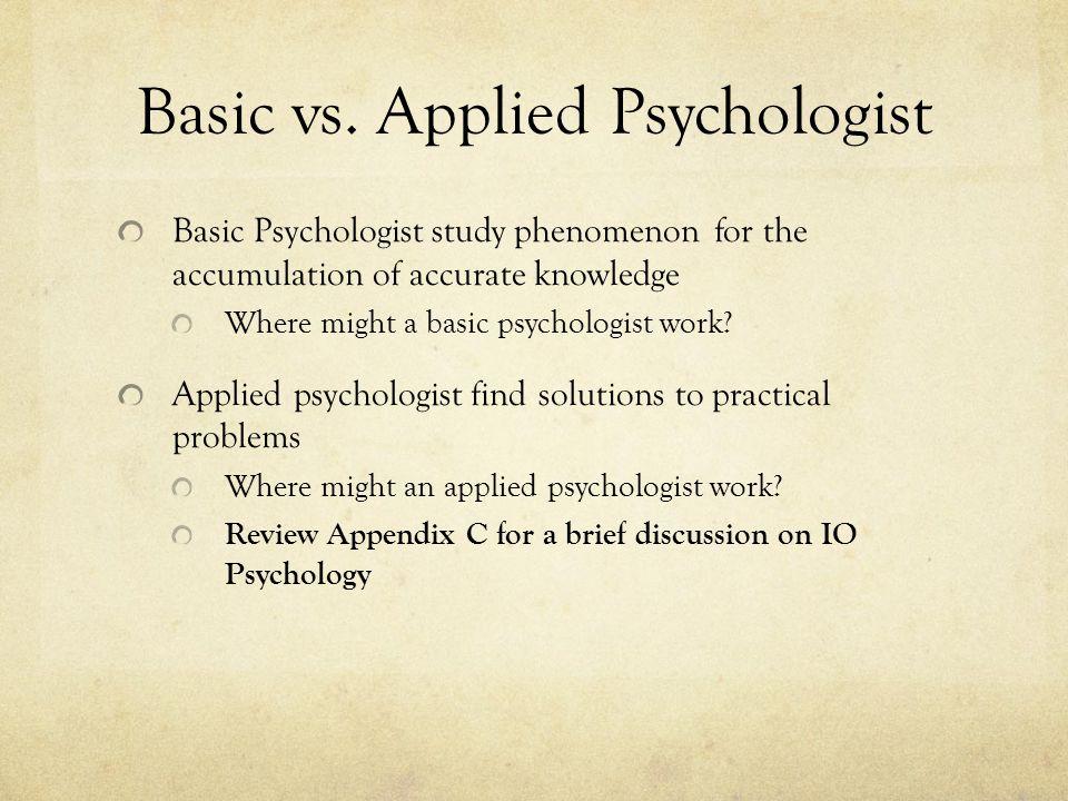 Basic vs.