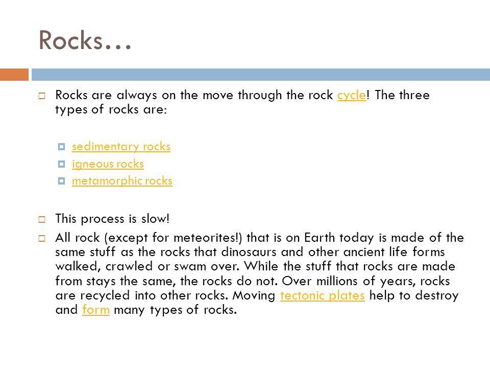 Sedimentary Rocks What Is a Sedimentary Rock.