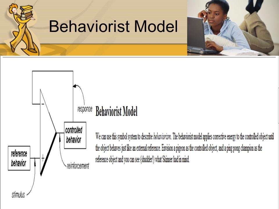 Behaviorist Model