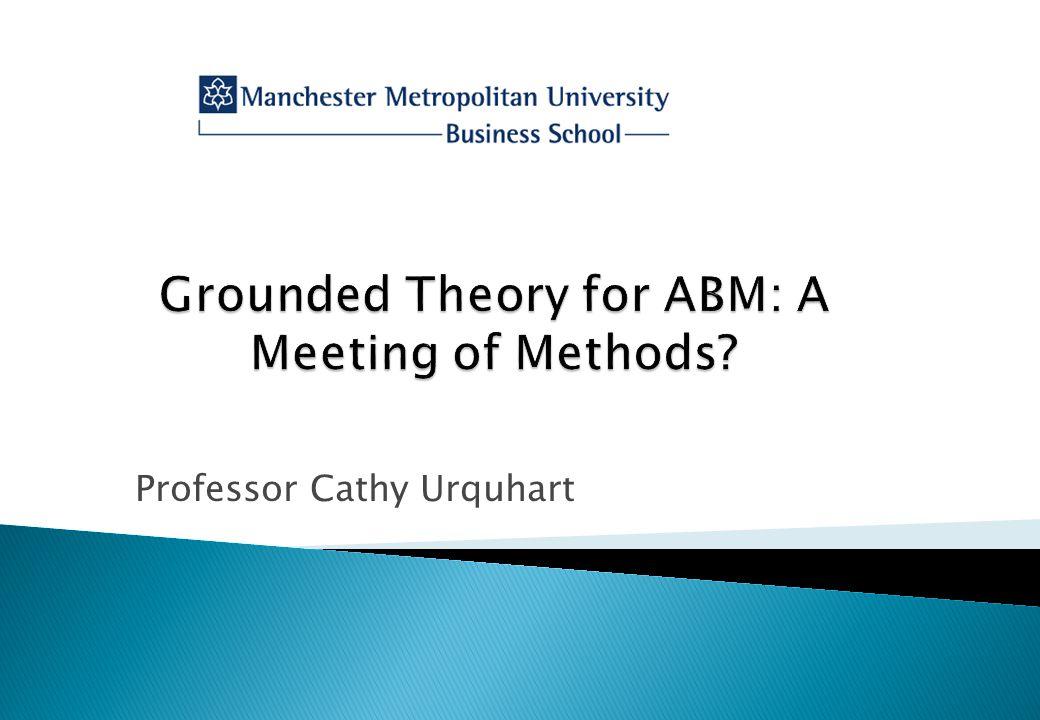 Professor Cathy Urquhart
