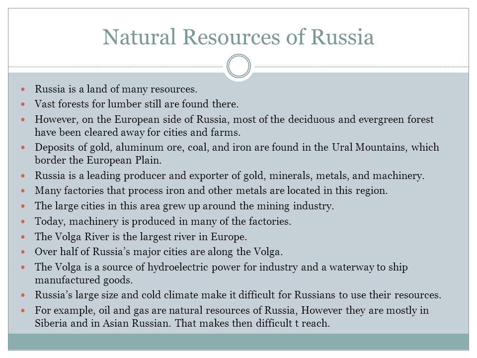 Comparing the United Kingdom and Russia Russia and the United Kingdom are geographically very different.
