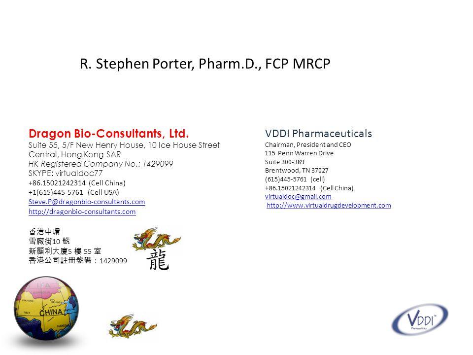 Dragon Bio-Consultants, Ltd.
