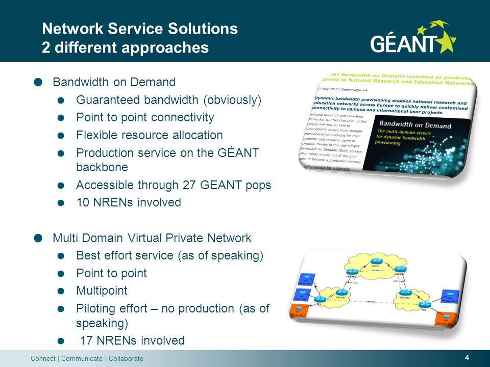 15 Connect | Communicate | Collaborate Network Service Delivery Q&A