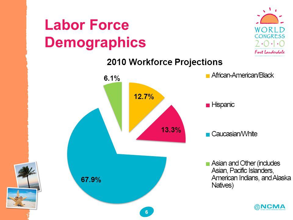 6 Labor Force Demographics