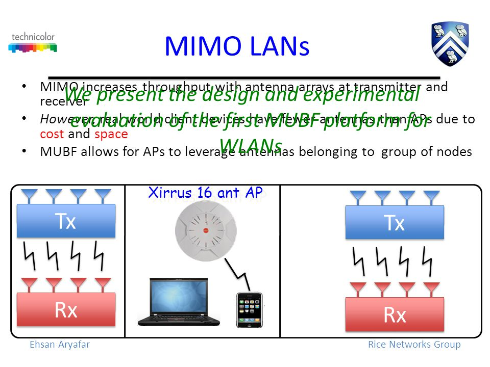 User Selection (Link Quality Difference) Q: How do link quality differences between receivers affect system performance.