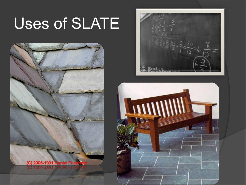 Uses of SLATE