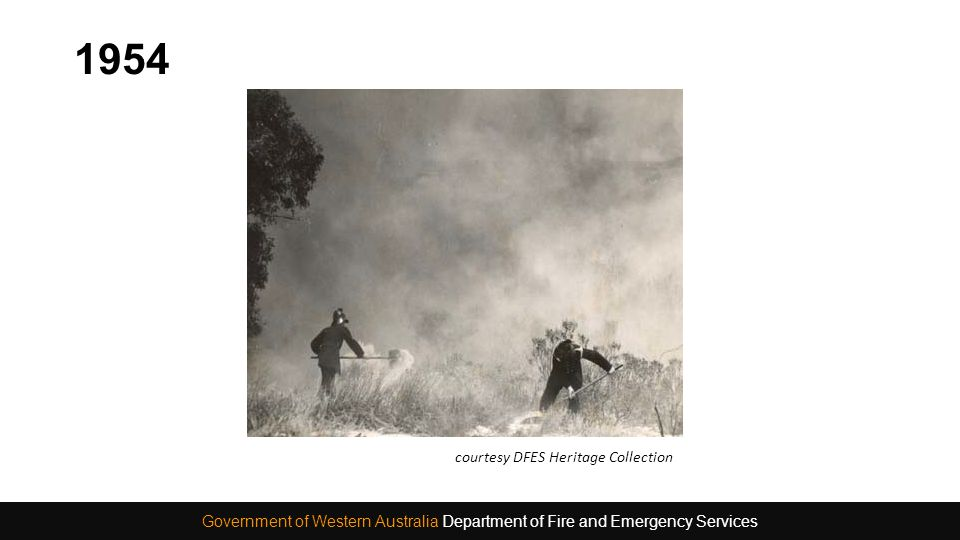 Some General Categories to Consider:  Career and volunteer protection  Training (cost, delivery, standards)  Fuel load management and enforcement (across the different land types) Hot Topics Government of Western Australia Department of Fire and Emergency Services