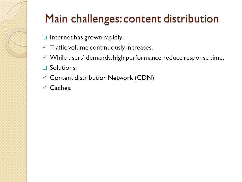 Summary ICN approaches.Summary ICN approaches..