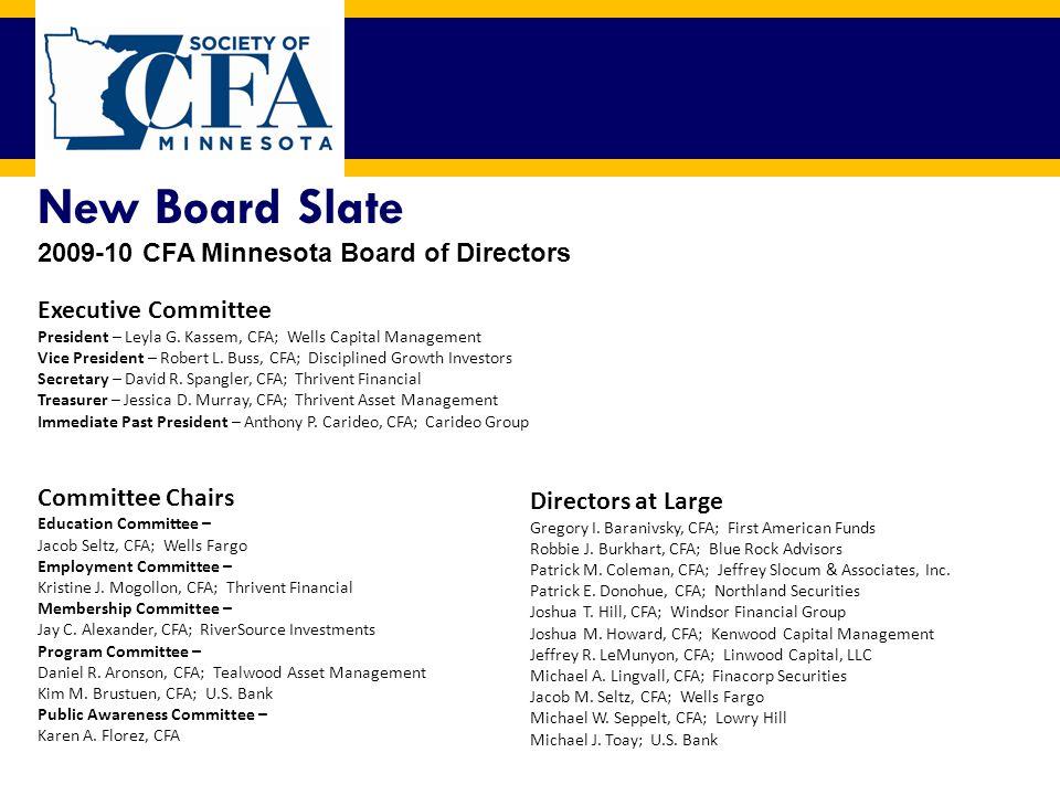 Executive Committee President – Leyla G.