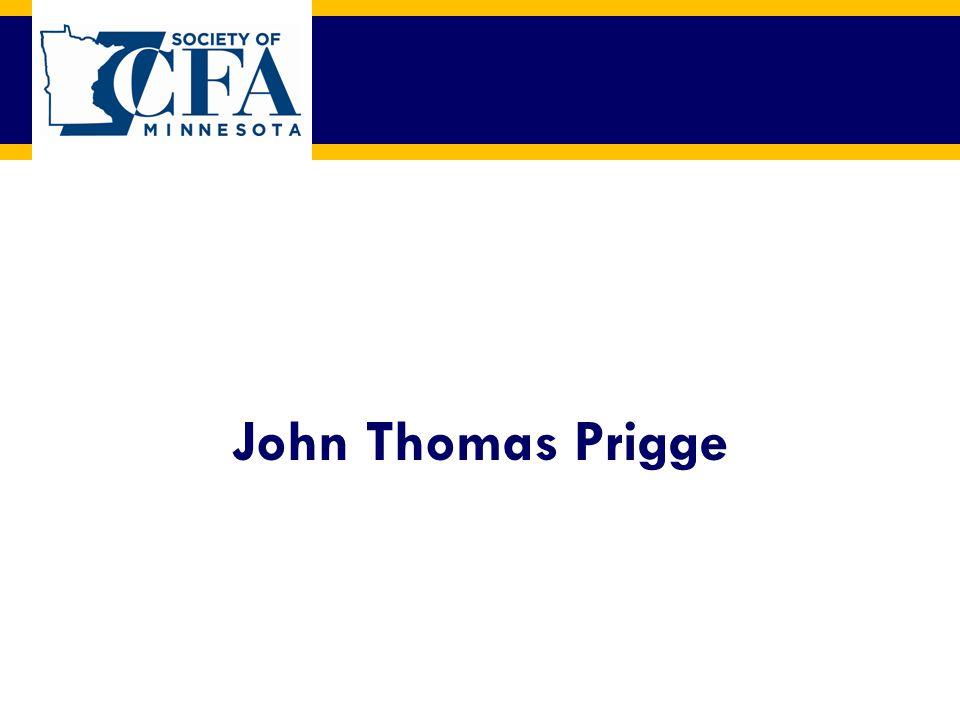 John Thomas Prigge