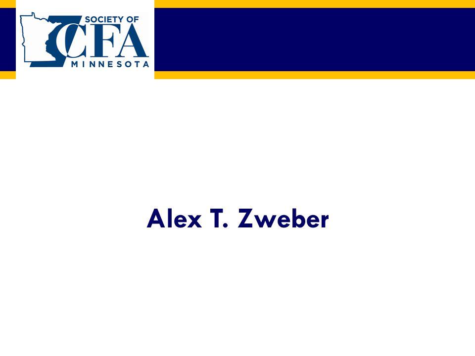 Alex T. Zweber