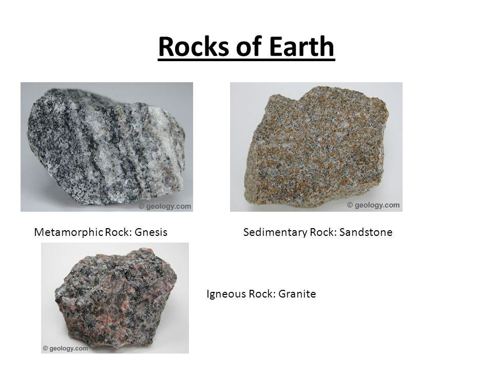 How Rocks are Formed: Igneous Rocks Rocks are formed by cooling of Magma underground or from lava above ground.