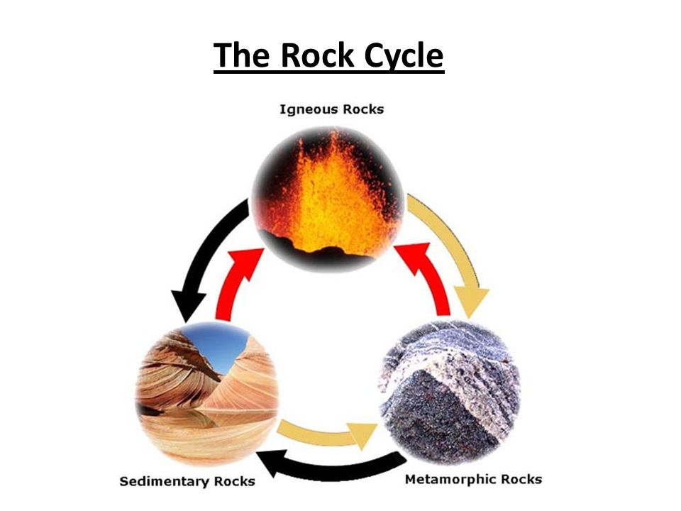 Chemical and Organic Sedimentary Rocks Chemical sedimentary rocks are formed from minerals that were once dissolved in the water.