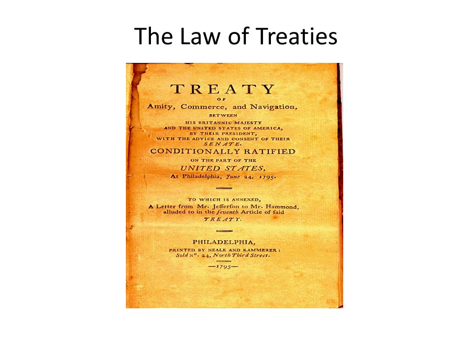 The Law of Treaties Views on Effect of War and Human Rights Treaties 1.That a conflict is entirely governed by the laws of armed conflict, including the four Geneva Conventions (humanitarian law).