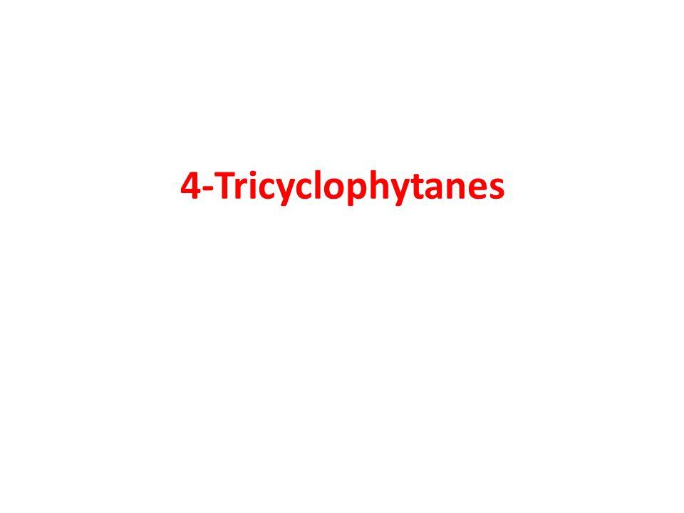 4-Tricyclophytanes