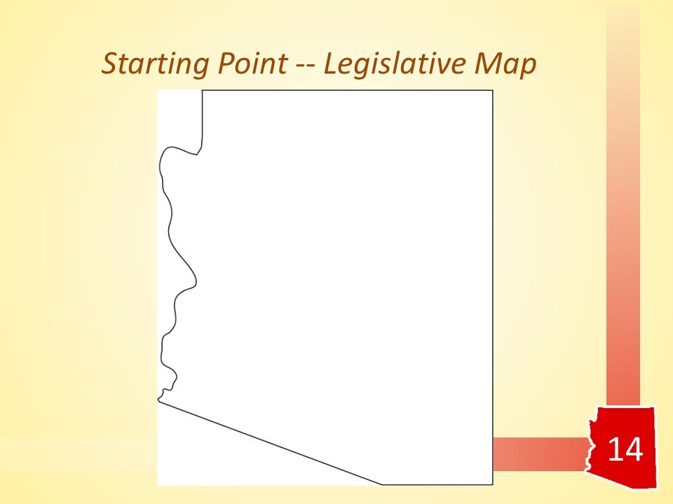 Starting Point -- Legislative Map 14