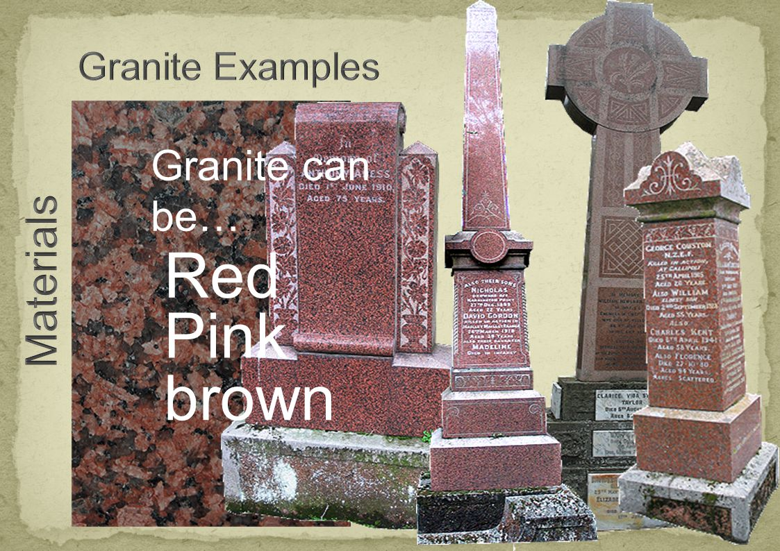 Red Pink brown Granite can be… …