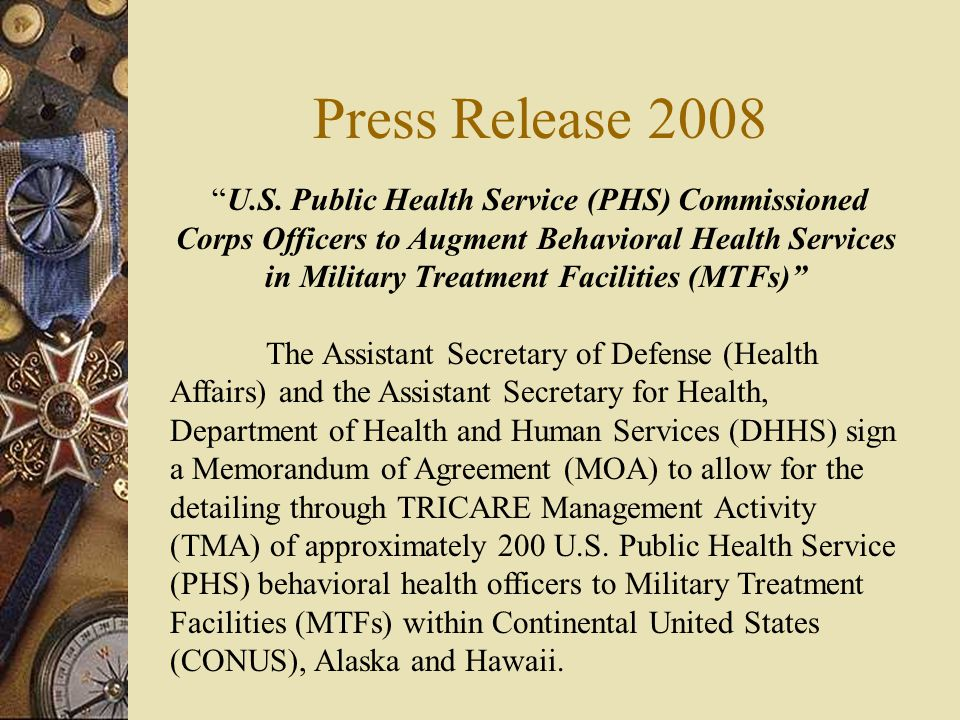 Press Release 2008 U.S.
