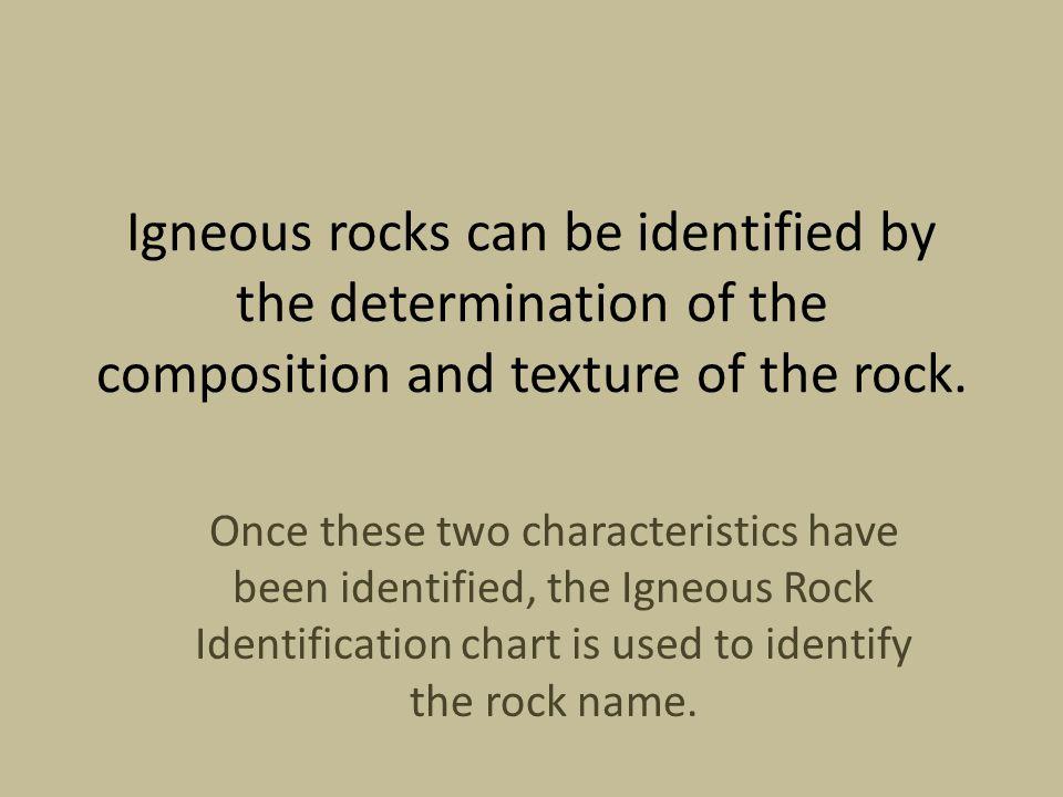 #5 - Texture Foliation Composition Parent Rock