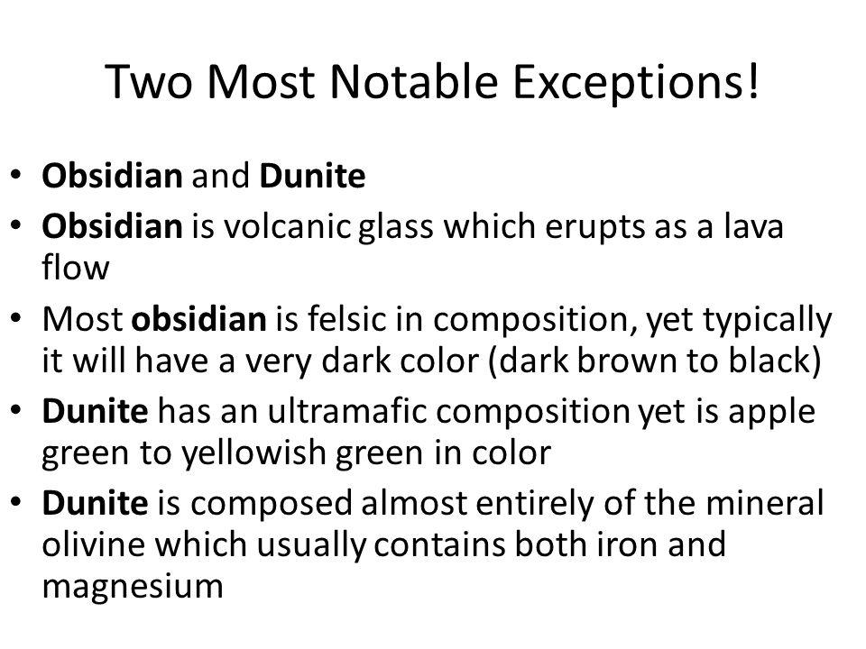 #8 – Texture Foliation Composition Parent Rock