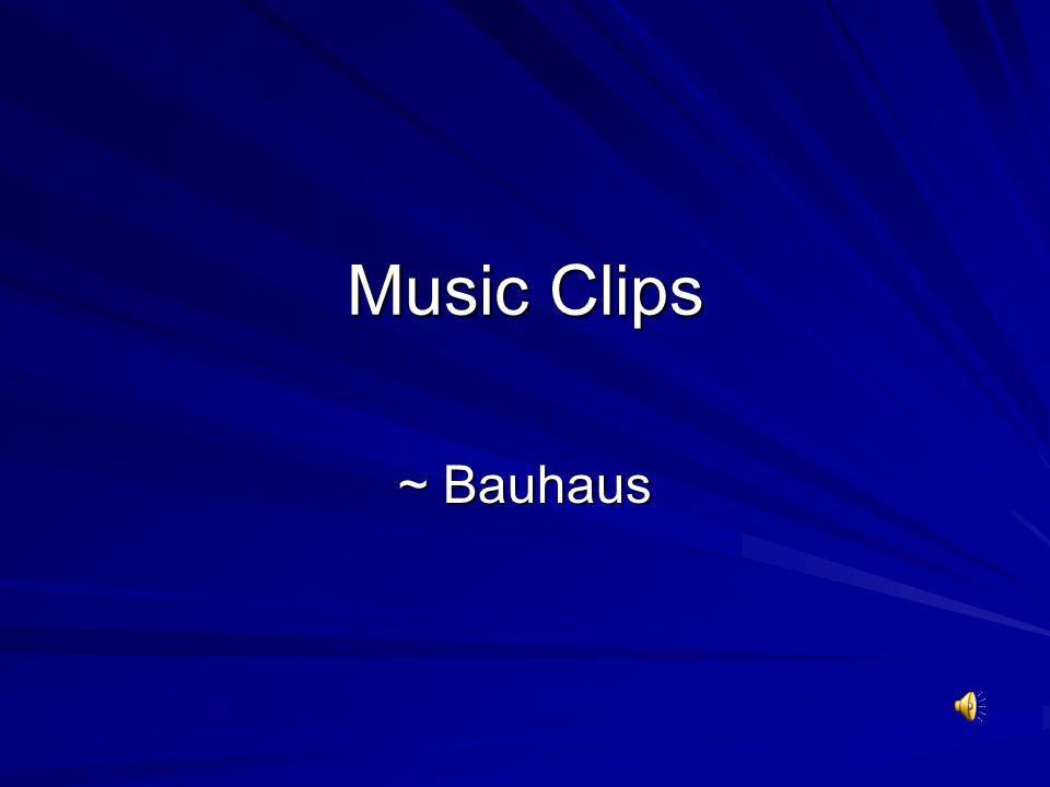 Music Clips ~ Schumann