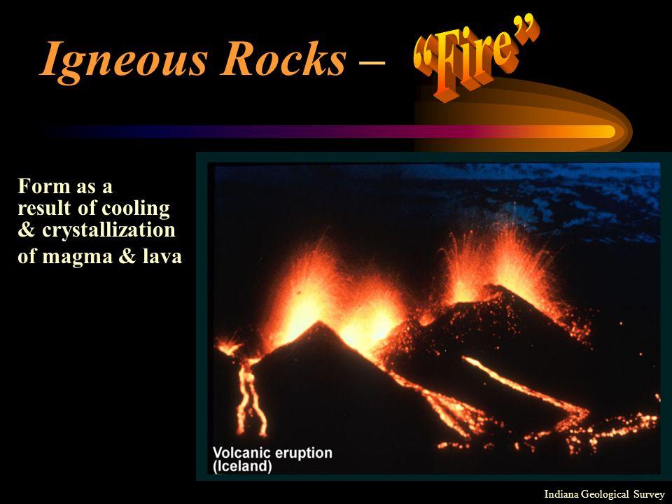 Glassy texture Identifying Igneous Rocks www.mineralminers.com