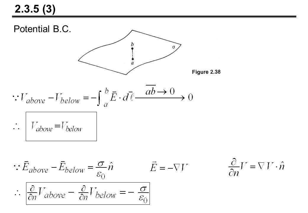 Potential B.C. 2.3.5 (3)