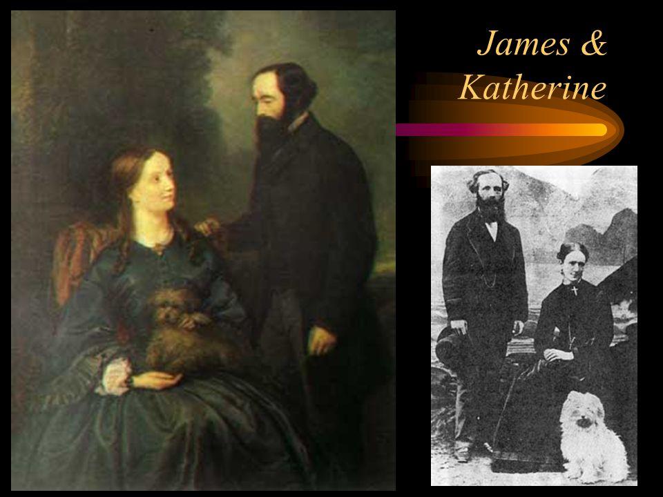 James & Katherine