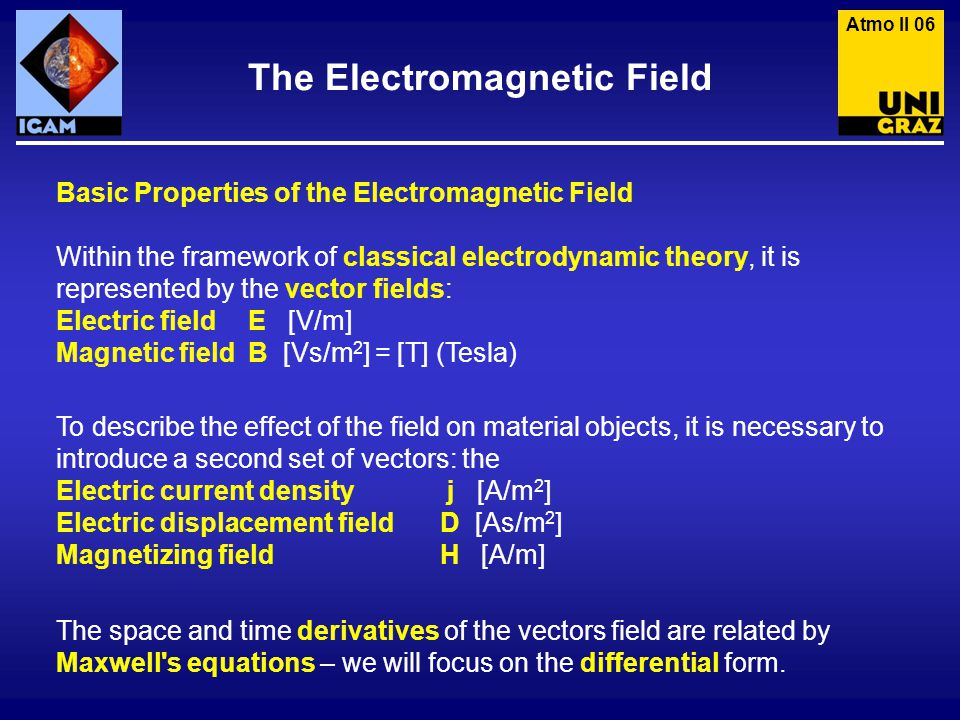 The Electromagnetic Field The electric field E and the electric displacement field D are related by where ε 0 is the electric constant 8.854 187 817 · 10 -12 AsV -1 m -1 (exact) [NIST Reference: http://physics.nist.gov/cuu/Constants/index.html], and P is the electric polarization – the mean electric dipole moment per volume.