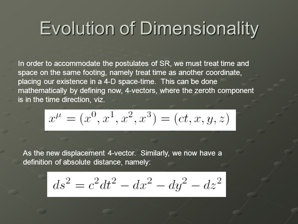 Maxwell's Equations from Special Relativity Thank you!