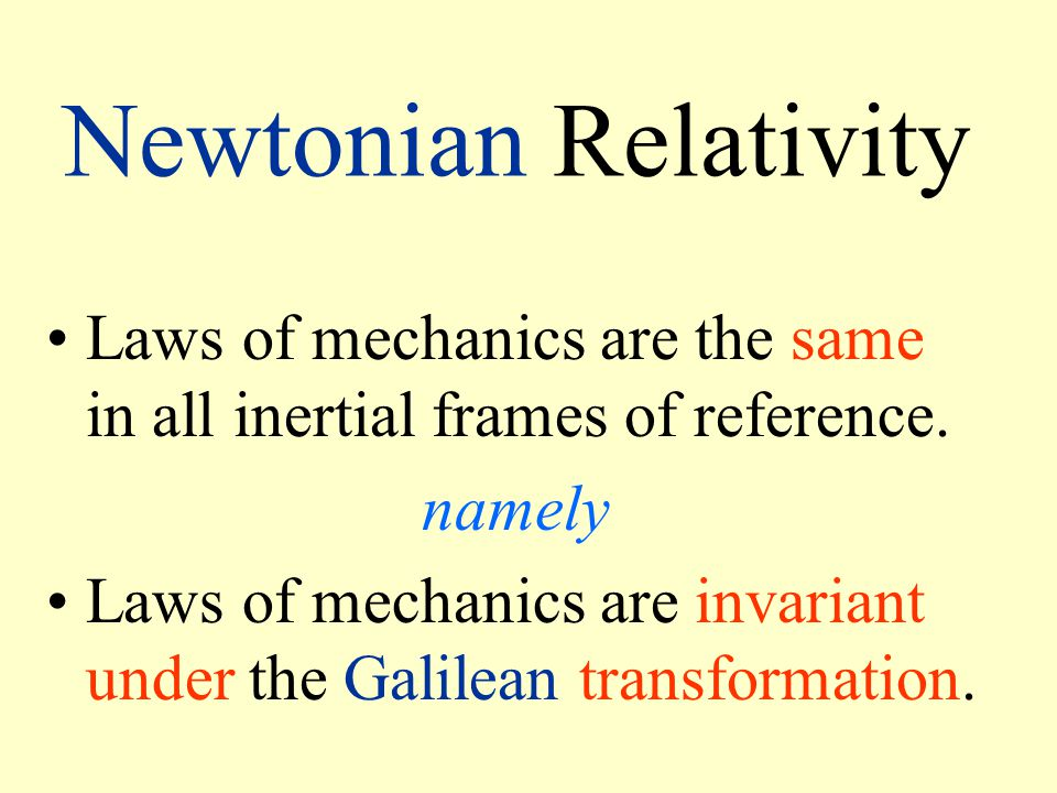 Alternative 3 Relativity Principle holds for both mechanics and Maxwell's electrodynamics.