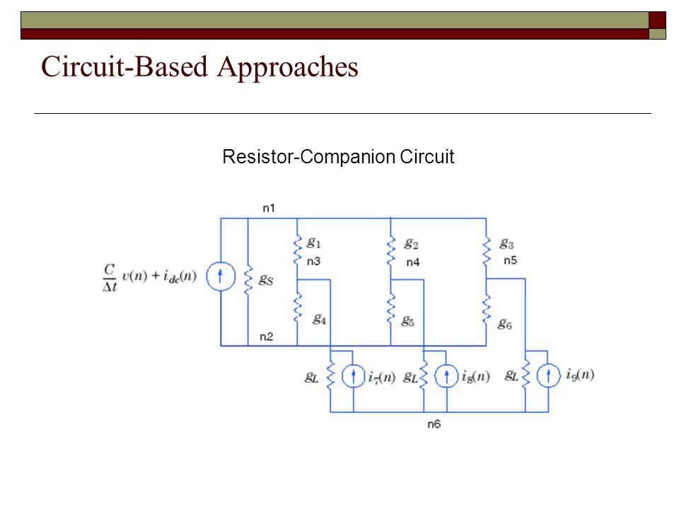 Resistor-Companion Circuit