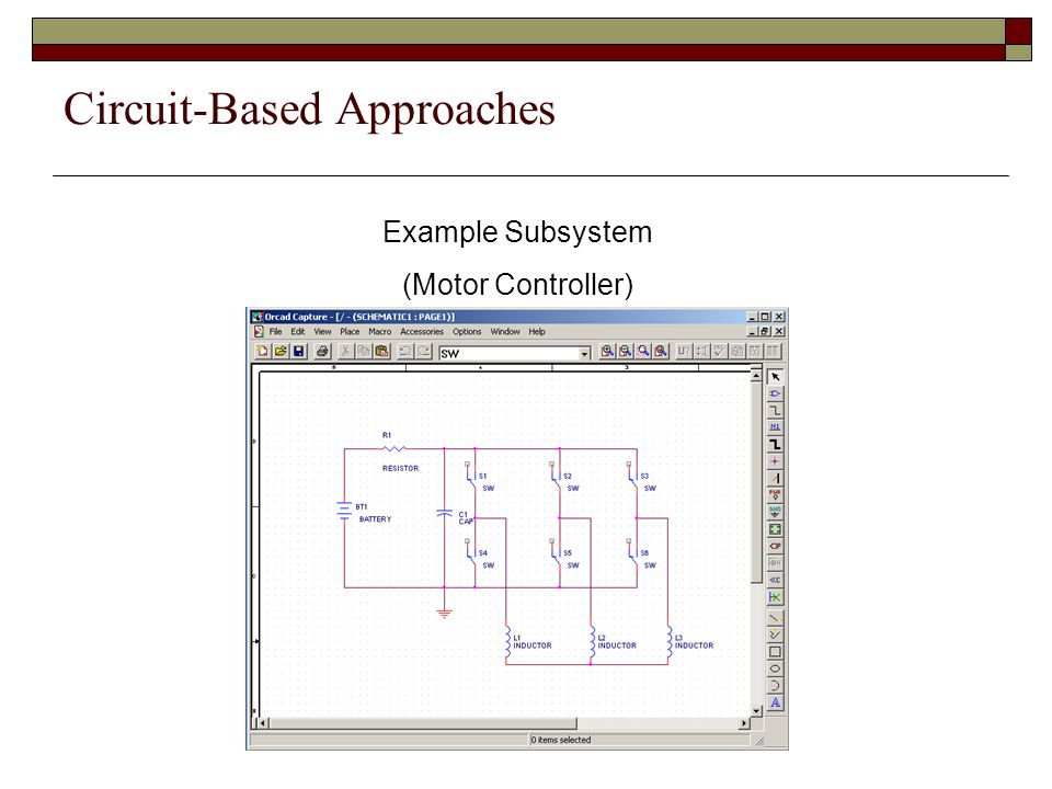 Example Subsystem (Motor Controller)