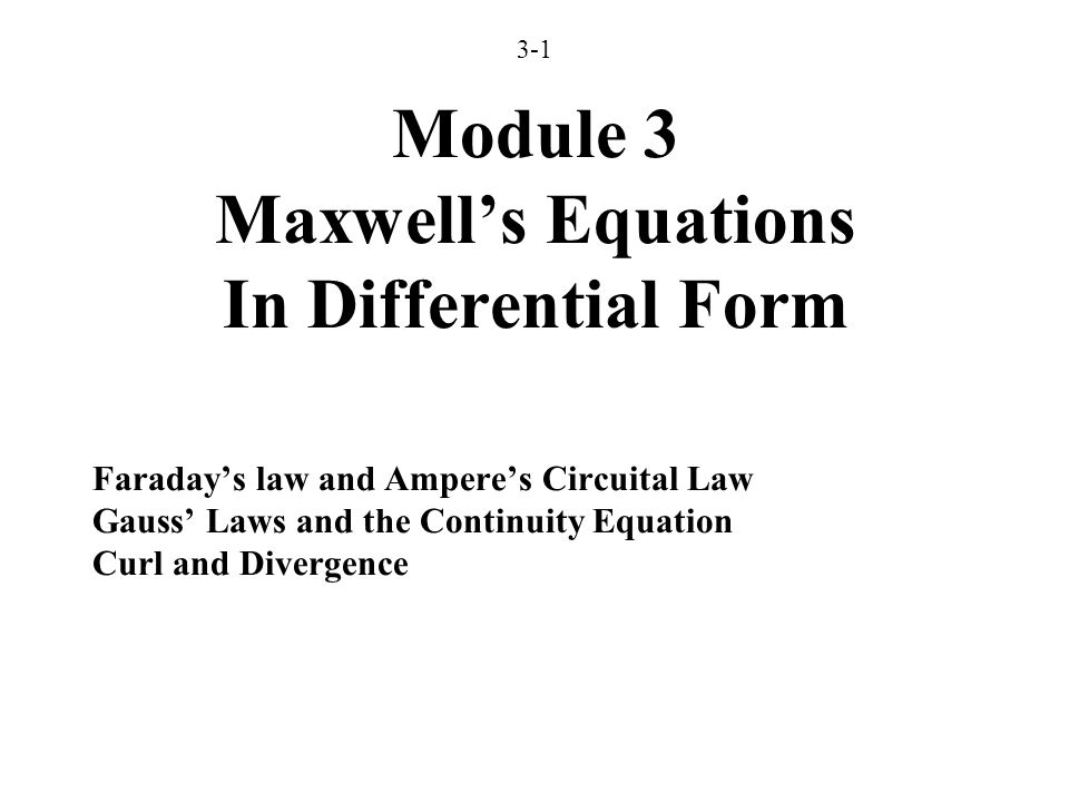 3-12 Ex.For in free space find the value(s) of k such that E satisfies both of Maxwell's curl equations.