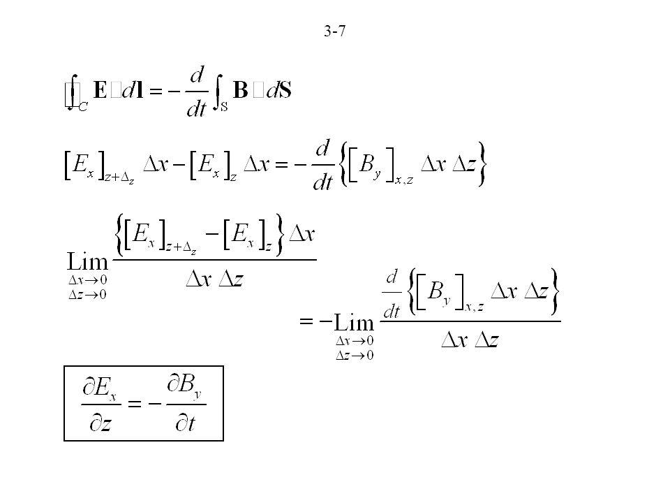 3-18 Gauss' Laws and the Continuity Equation (FEME, Secs. 3.4, 3.5, 3.6; EEE6E, Sec. 3.2)