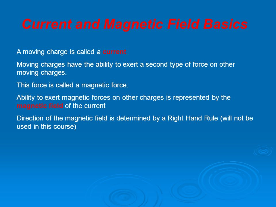 Electromagnetic Wave Basics If a charge is made to jiggle (or more appropriately accelerate) it will produce a varying electric field.