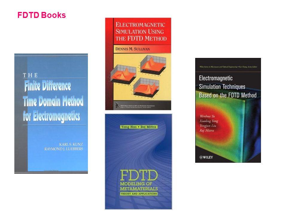 FDTD Books
