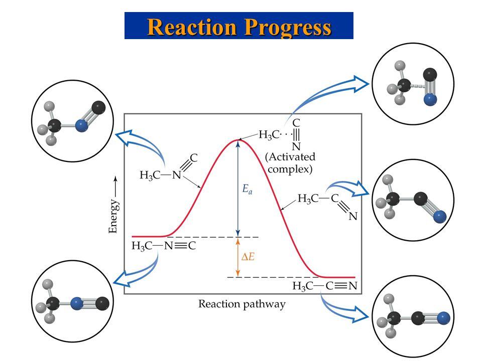 Reaction Progress
