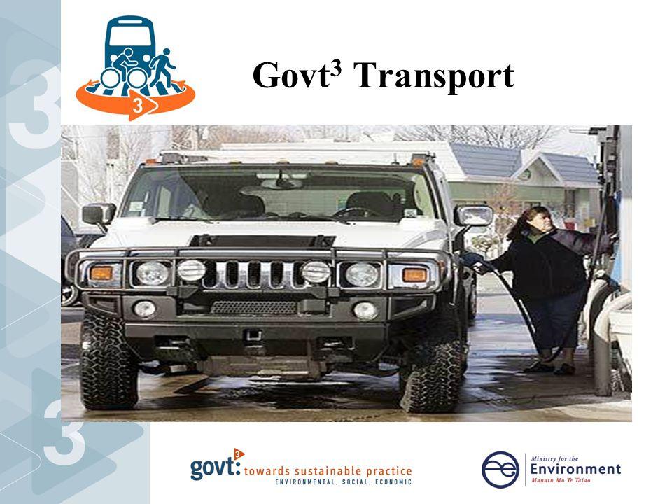 Govt 3 Transport