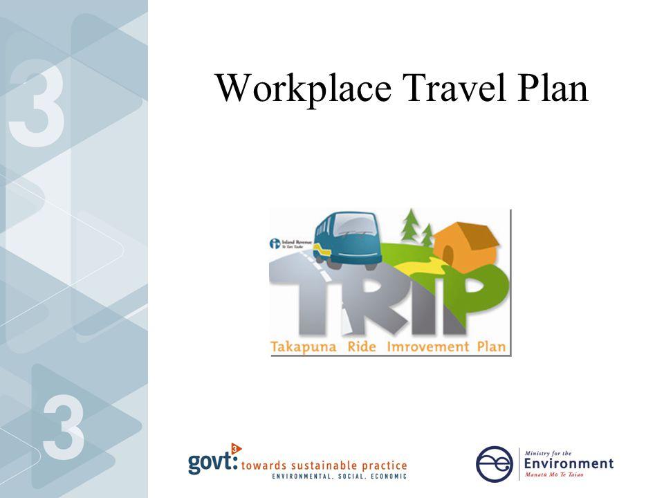 Workplace Travel Plan