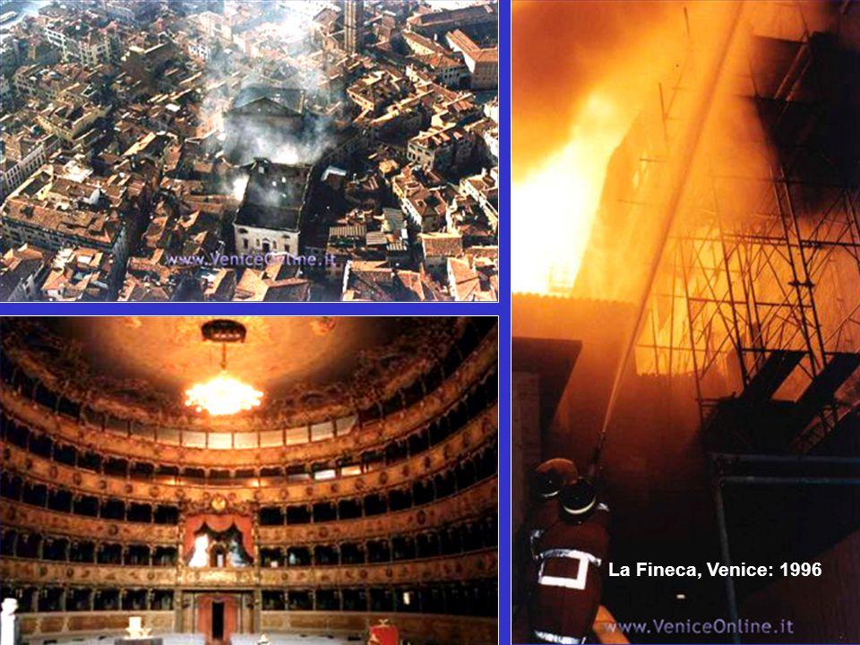 La Fineca, Venice: 1996