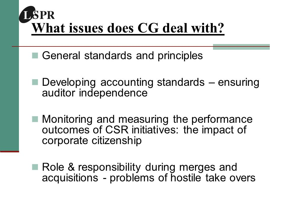 CSR Initiatives The Global Reporting Initiative (GRI) OECD Guideline for Multinational Enterprises ISO Standards SA 8000 UN Global Compact Ethical Trading Initiative (ETI)