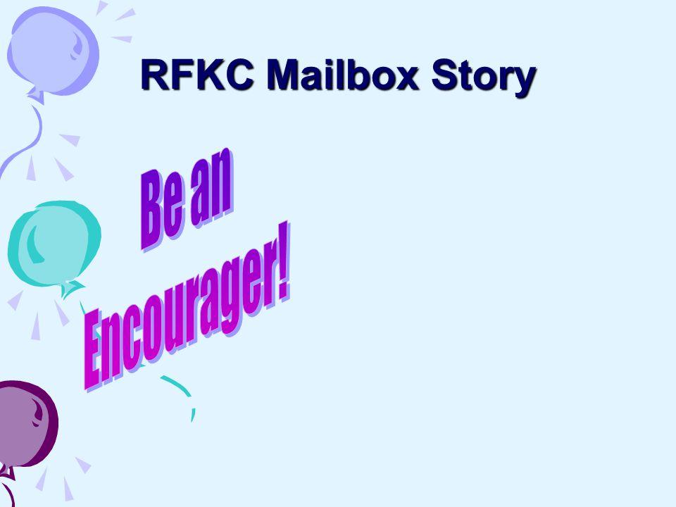 RFKC Mailbox Story